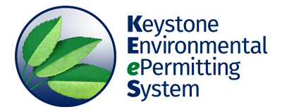 Keystone Environmental ePermitting System